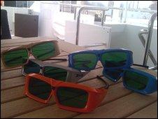 XPand's 3D glasses
