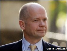 William Hague, 12 May