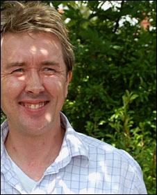 Mark Wagstaff - Guerrilla gardener