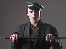Steve Strange (played by Marc Warren)