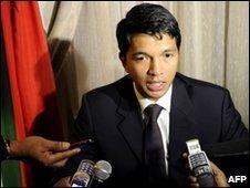 President Andry Rajoelina