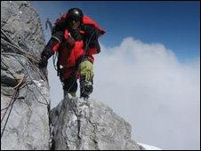 Extreme Everest Climber