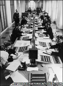 Information Room, circa 1960