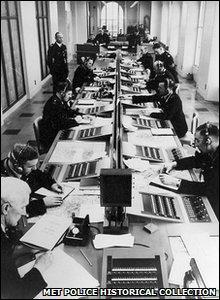 Information Room, circa 1960