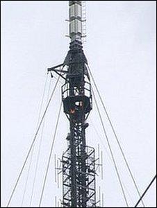 Transmitter fire