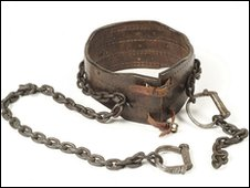 A suffragette belt and harness