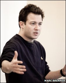 Director Mark Rosenblatt