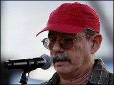Silvio Rodriguez, file pic