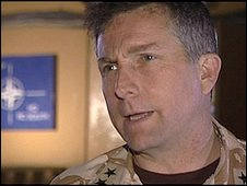 Maj Gen Nick Carter