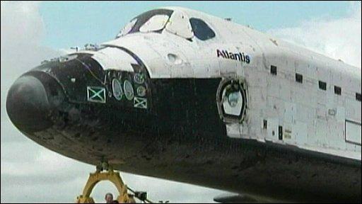 Shuttle 'Atlantis' prepares for its final flight