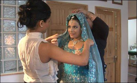 Bride Kiran Grewal