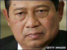 File image of Indonesian President Susilo Bambang Yudhoyono