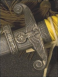 Nazi ceremonial sword