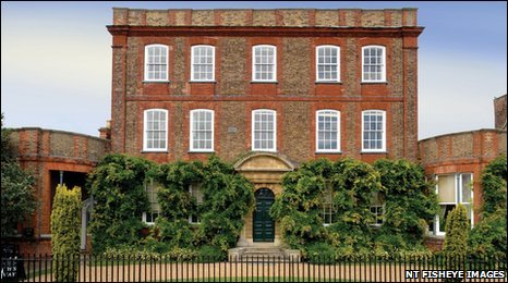 Peckover House in Wisbech