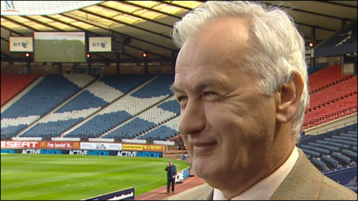 Former Dundee United manager Ivan Golac