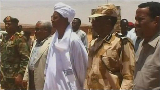 Military officials in Sudan