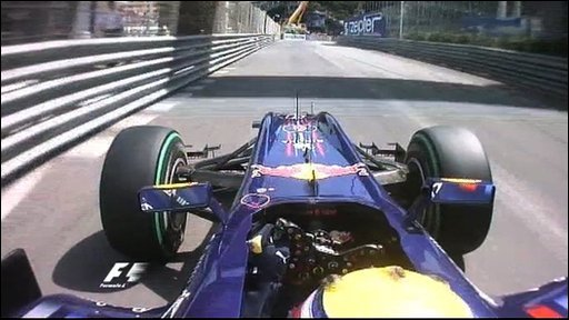 On board with Mark Webber