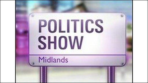 Politics Show Midlands logo