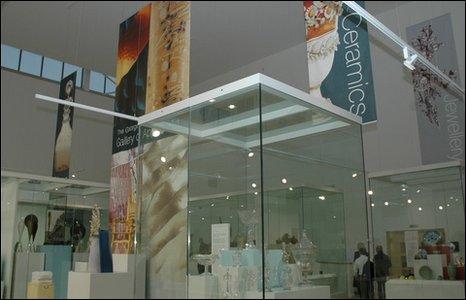 art zone Ulster Museum