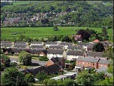 Cefn Mawr, Wrexham (Picture: David Hart)