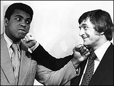 Muhammad Ali  and Michael Parkinson