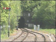 Ledbury tunnel
