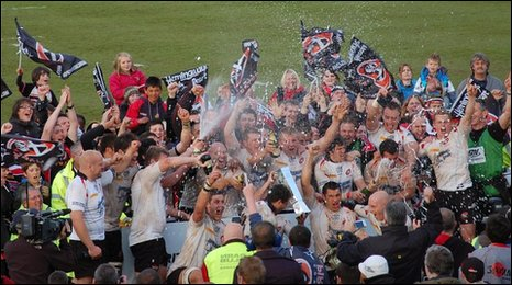 Cornish Pirates vs Munster