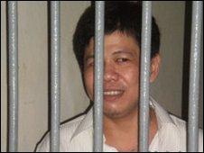 Alterina Hofan in prison