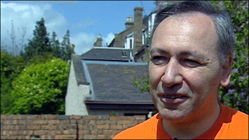 Dundee Utd fans group spokesman Mike Barile