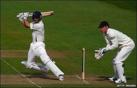 Adam Lyth and Jos Buttler