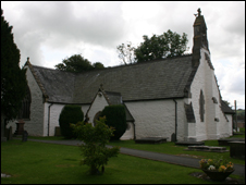 St Digain's Church