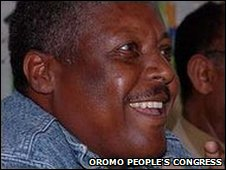 Merera Gudina, Oromo People's Congress leader