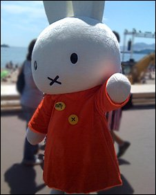 Miffy in Cannes