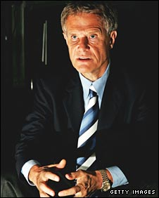Rangers chairman Alastair Johnston