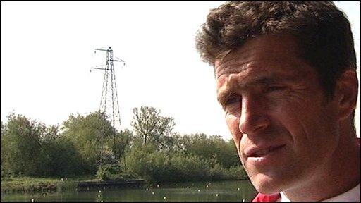 GB rower Greg Searle