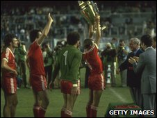 Nottingham Forest win 1980 European Cup against Hamburg