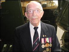 Dunkirk veteran Vic Viner