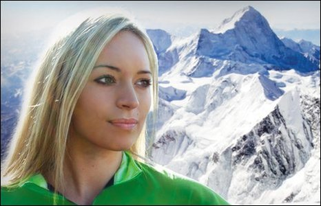 Everest climber, Bonita Norris
