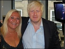 Mayor Boris Johnson first told BBC London 94.9 about Wi-Fi plans in 2008.