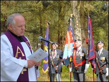 Katyn Memorial ceremony