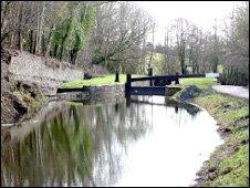 Ty Ffynnon lock