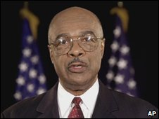 Former Education Secretary Rod Paige