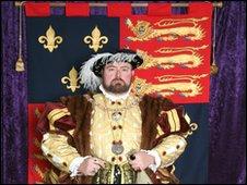 Johnwhitehenryviii Bbc Brockhampton Estate In Herefordshire Hosts Tudor Event