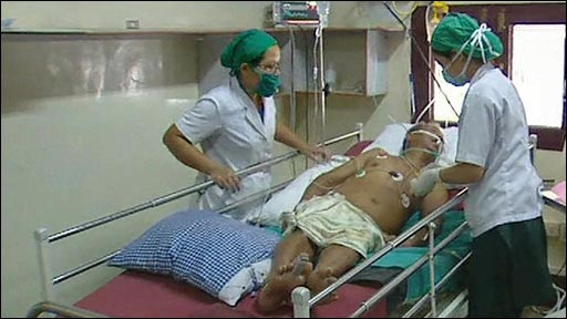 Shortages in Manipur hospital