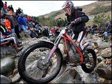 2010 Scottish Six Days Trail