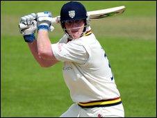 Durham batsman Ben Stokes