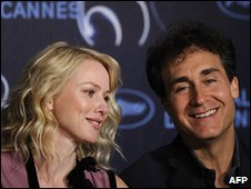 Noami Watts and director Doug Liman