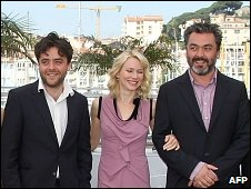 Naomi Watts and screen-writers