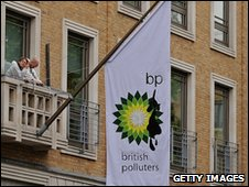 Greenpeace protesters