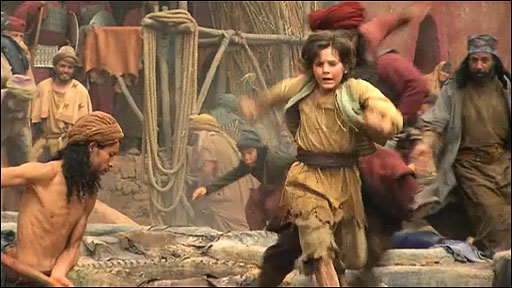 Will Foster as young Prince Dastan in Prince of Persia: The Sands of Time